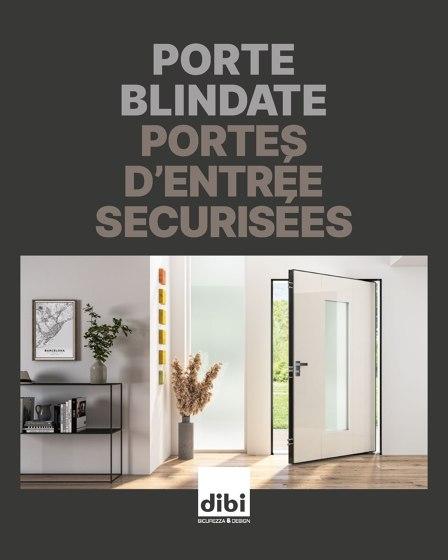 PORTES D'ENTRÉE SECURISÉES