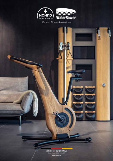 Wooden Fitness Innovations