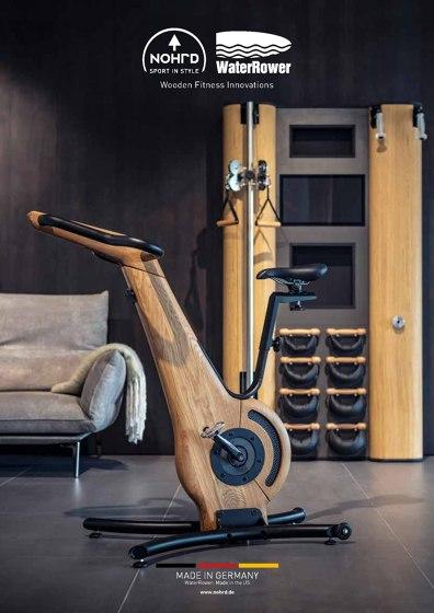 Wooden Fitness Innovations