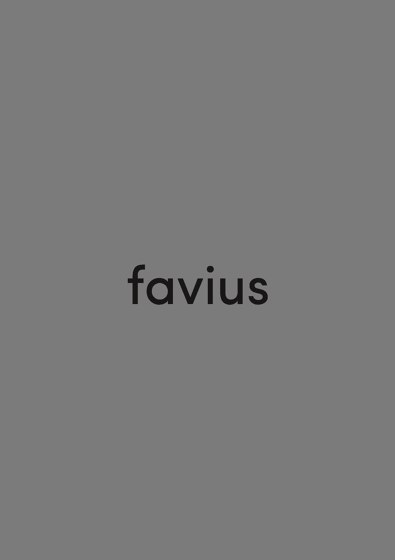favius Catalogue 2019 - 2020