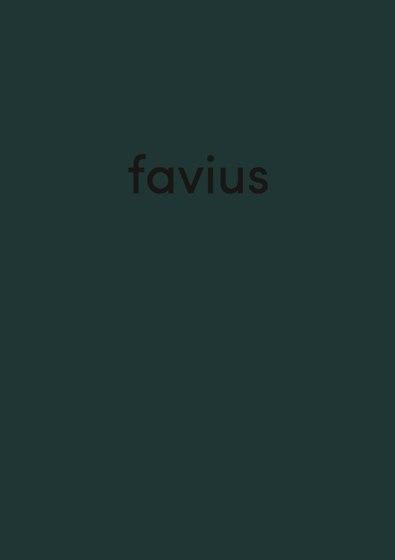 favius Catalogue 2020