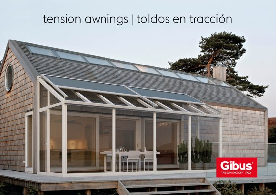 tension awnings | toldos en tracción