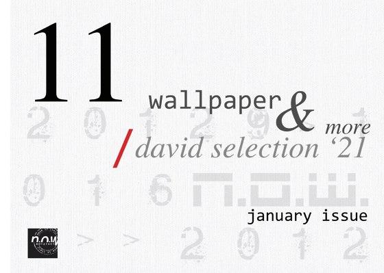 Wallpaper & more / David selection '21