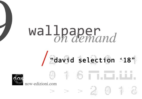 "Wallpaper On Demand ""david selection '18"""