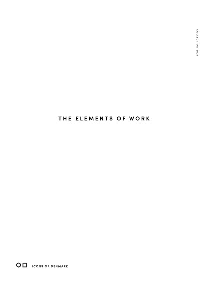 THE ELEMENTS OF WORK