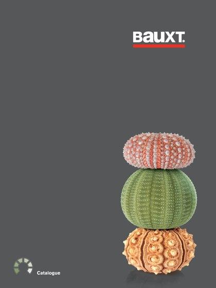 Bauxt Catalogue 2017 IT EN RU ZH