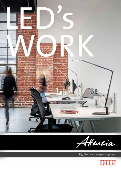 Let´s work. Attenzia