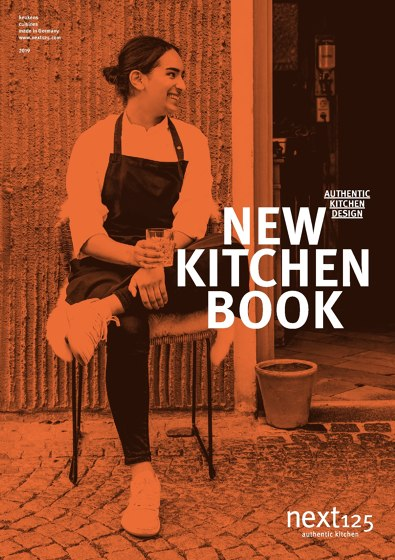 NEW KITCHEN BOOK