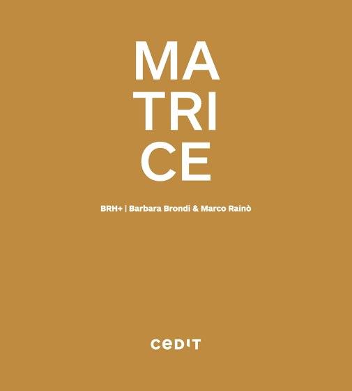 MATRICE | CEDIT