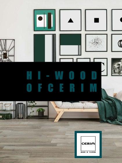 HI - WOOD | CERIM