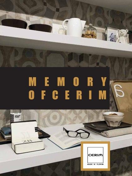 MEMORY | CERIM