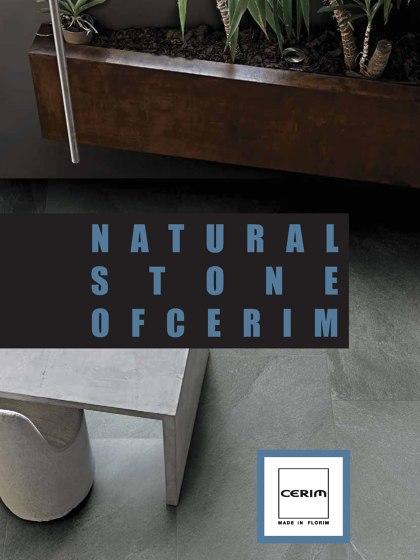 NATURAL STONE | CERIM