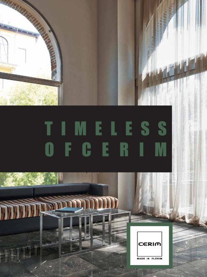TIMELESS | CERIM