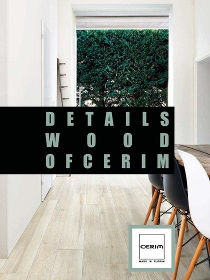 DETAILS WOOD | CERIM