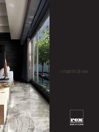 i marmi di rex | REX
