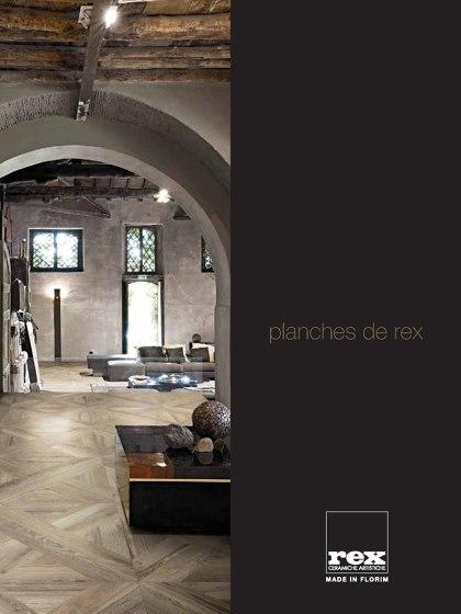 planches de rex | REX
