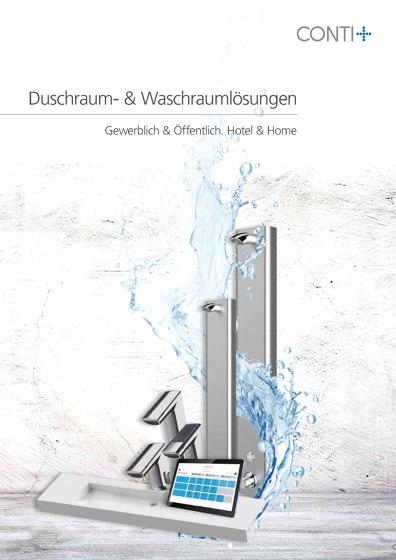 Duschraum- & Waschraumlösungen