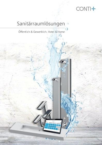 Sanitärraumlösungen