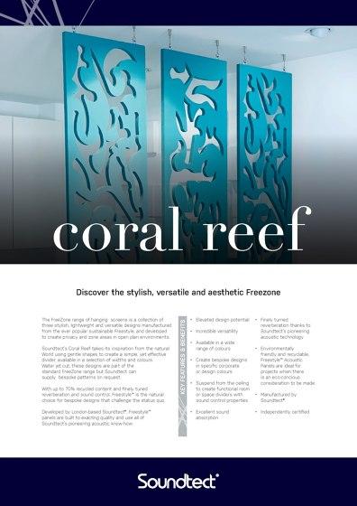 Coral Reef Sheet
