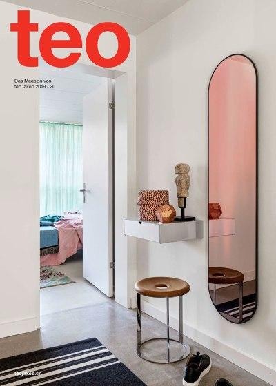 Das Magazin von teo jakob 2019 / 20