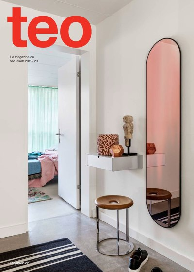Le magazine de teo jakob 2019 / 20