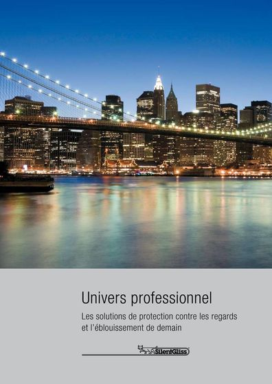Univers professionnel