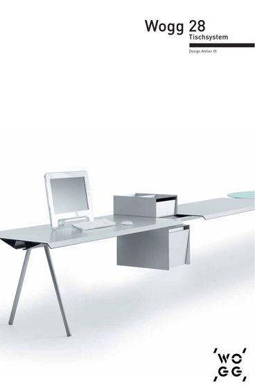 Wogg TIRA | Tablesystem