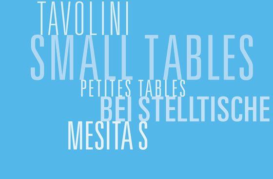 Petites Tables
