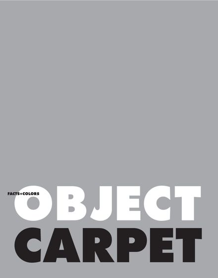 Object Carpet Facts Colors 1 START