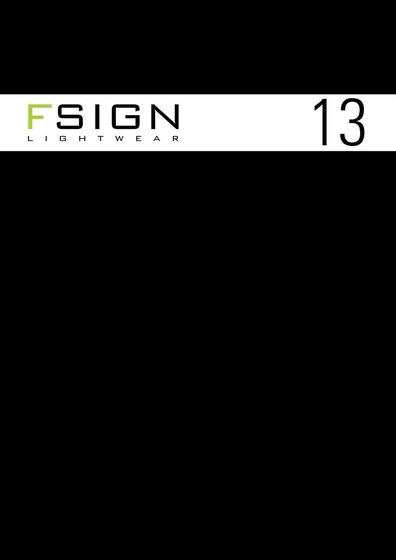 f-sign lightwaer 2013