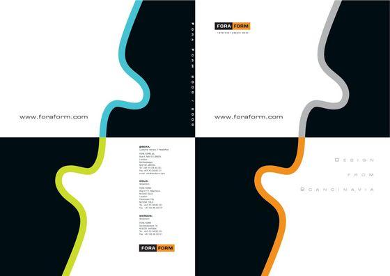 Fora Form | Catalogue 2009