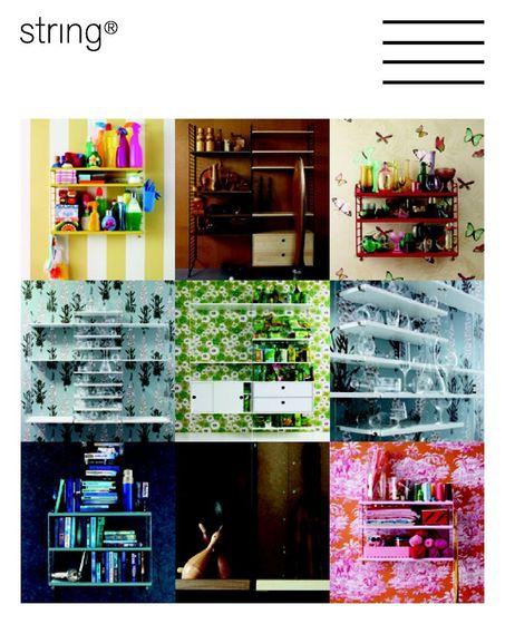string Catalogue 2010