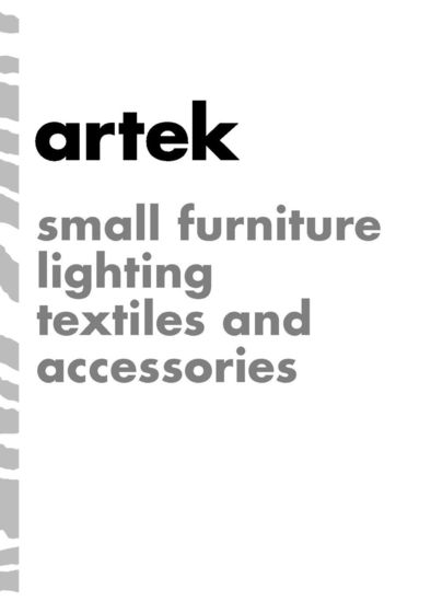 artek | small furniture, lighting, textiles and accessories