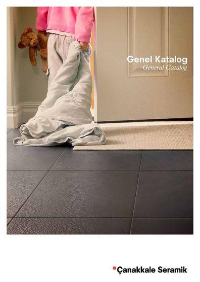 Canakkale Seramik - General Catalogue 2010