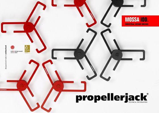 Mossa Propellerjack 2011
