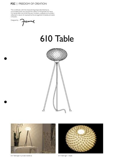610 Table