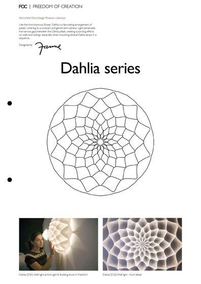 Dahlia series