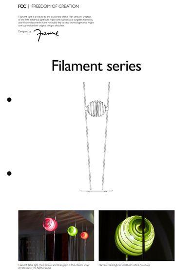 Filament series