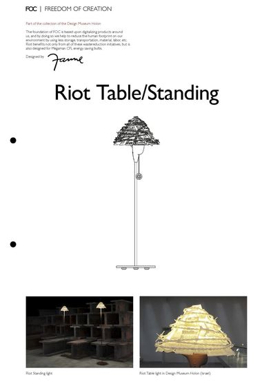 Riot Table/Standing