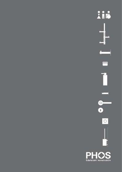 PHOS Katalog 2011