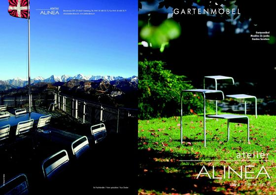 alinea Garden furniture