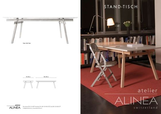 alinea La table STAND