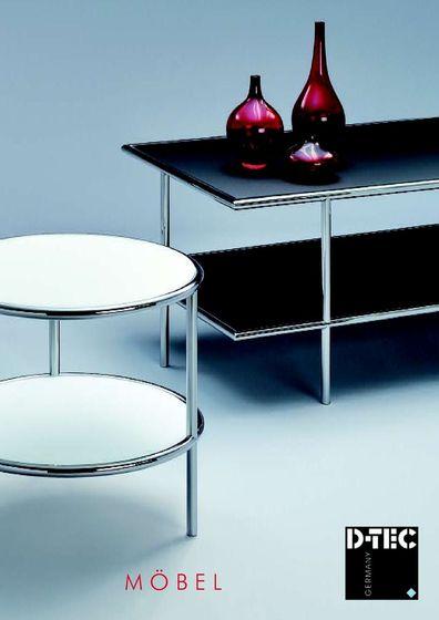 D-TEC Möbel Katalog