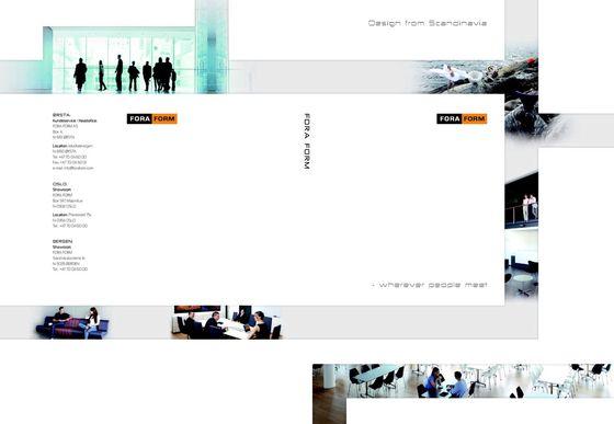 Fora Form | Catalogue 2011