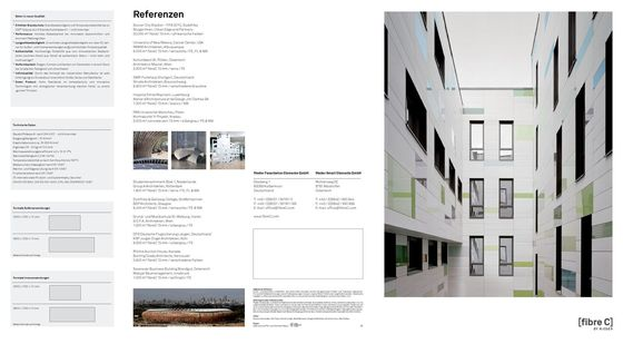 fibreC Broschüre