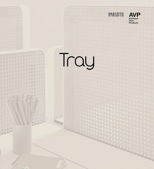 IMASOTO Tray