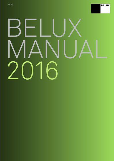 Belux Manual 2016