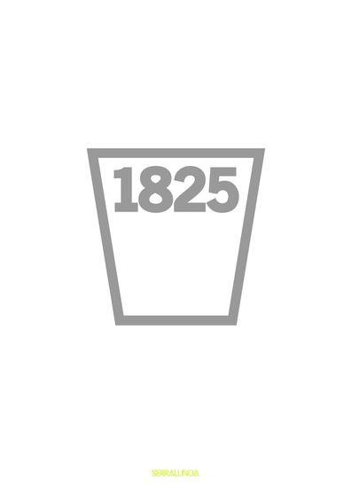 1825 Catalogo