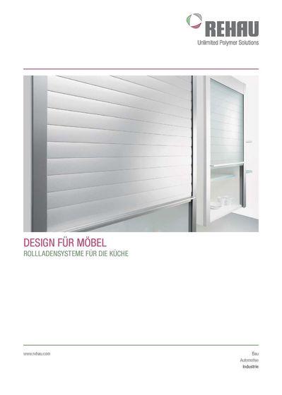 Rauvolet Vetro-Line | Design für Möbel