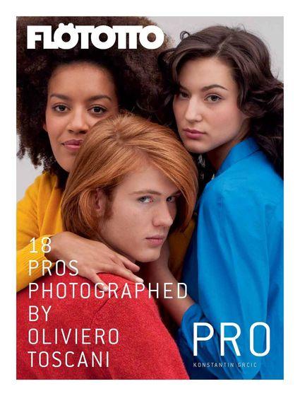 FLÖTOTTO Pro Image 2012 by Oliviero Toscani